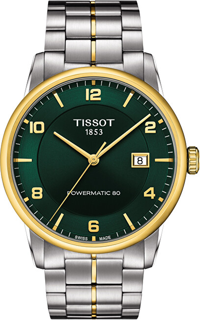 Tissot TClassic Luxury Powermatic 80 2020 T0864072209700