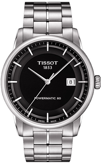 Tissot T-Classic Luxury Powermatic 80 T086.407.11.051.00