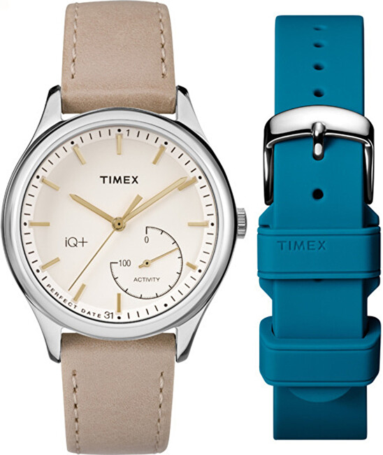 Timex Chytré hodinky iQ+ TWG013500UK Dárkový set