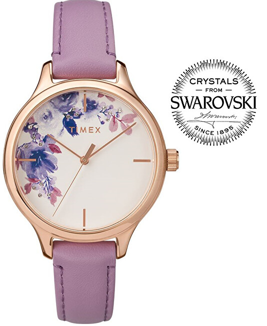 Timex Crystal Bloom Swarovski TW2T78300