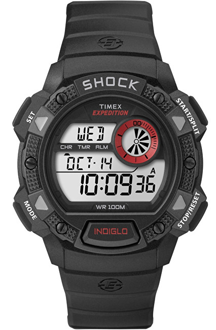 Timex Expedition Base Shock T49977