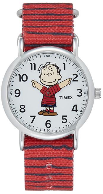Timex Weekender x Peanuts: Linus TW2R41200