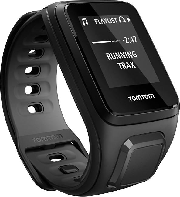TomTom TomTom Runner 2 Cardio + Music BLK/ANT (S)
