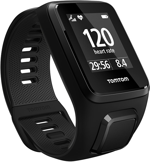 TomTom TomTom SPARK 3 Cardio BLK (L)