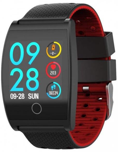 VeryFit QS05 DIX08 Black-Red