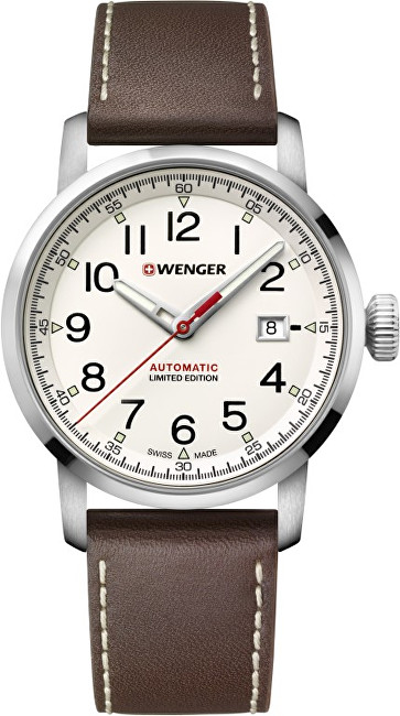 Wenger Attitude Heritage Automatique Limited Edition 01.1546.101