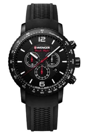 Wenger Roadster Black Night Chrono 01.1843.102