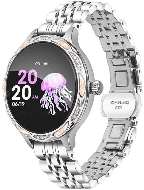 Wotchi Smartwatch W9SR - Silver