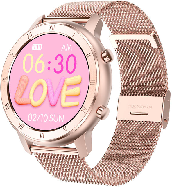 Wotchi Smartwatch W89R - Rose Gold