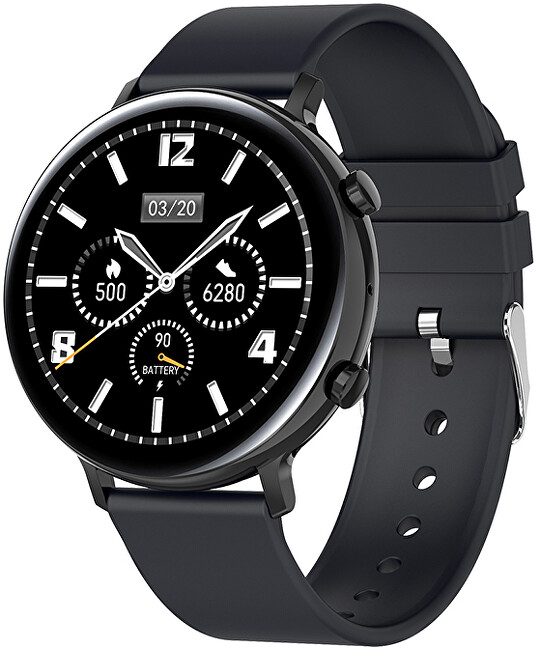 Wotchi Smartwatch W03B - Black