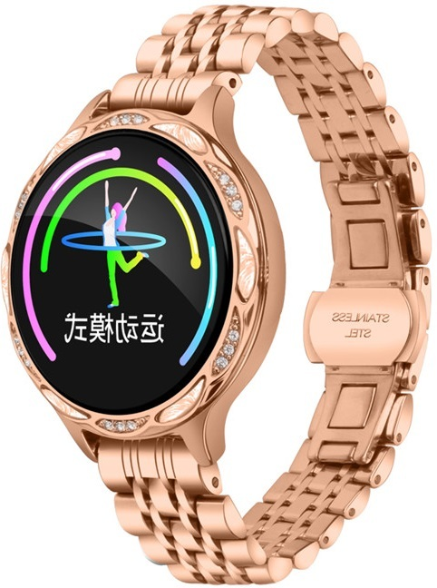 Wotchi Smartwatch W9RG - Rose Gold
