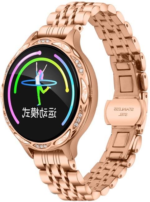 Wotchi Smartwatch W9RG - Rose Gold