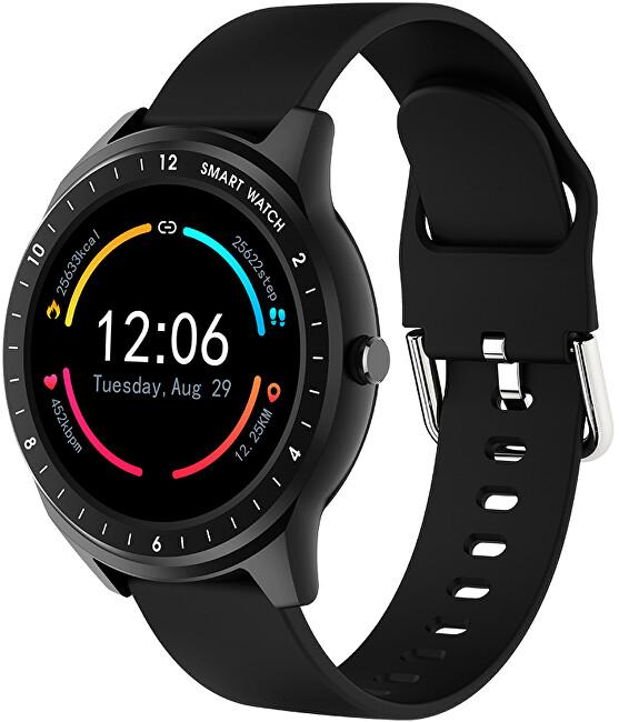 Wotchi W05P Pro Smartwatch - Black