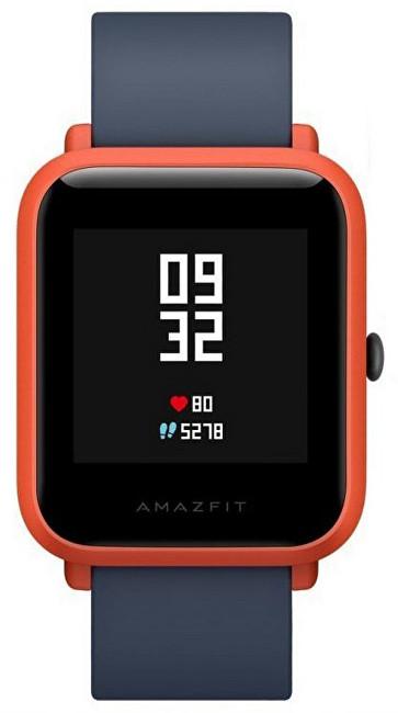 Xiaomi Amazfit Bip Chytré hodinky - Cinnabar Red