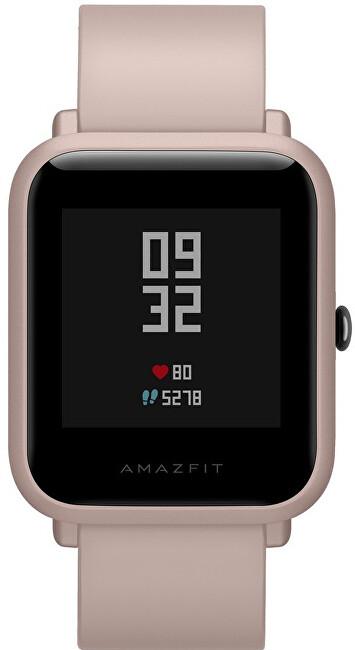 Xiaomi Amazfit Bip Lite Chytré hodinky - Růžové