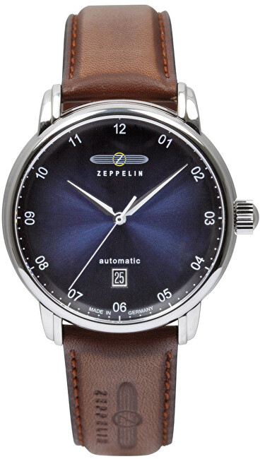 Zeppelin Captains Line Automatic 8652-3