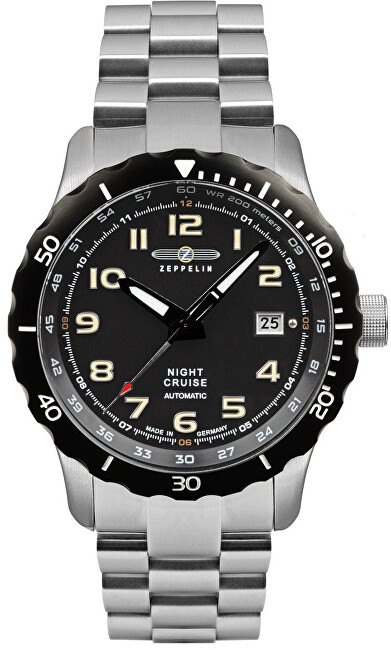 Zeppelin Night Cruise Automatic 7264M-5