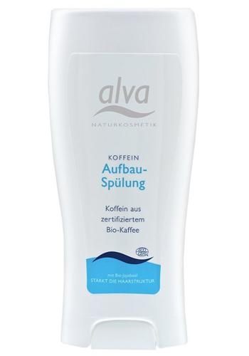 Alva BIO Kofeinový kondicionér proti vypadávání vlasů 250 ml