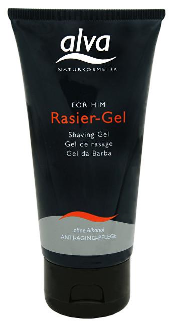 Alva Gel na holení pro muže Sensitiv For Him 75 ml