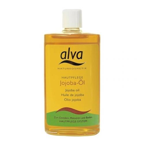 Alva Vyživujúce jojobový olej (Jojoba Oil) 125 ml