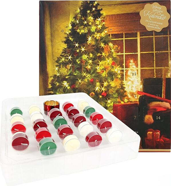 Albi Adventní kalendář Vánoce