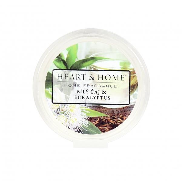 Albi Vonný vosk Bílý čaj & eukalyptus