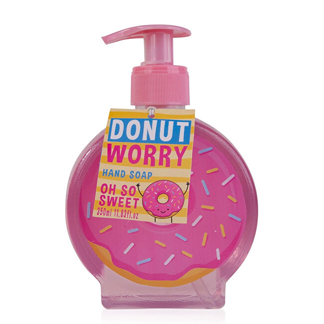 Accentra Tekuté mydlo na ruky Spring Time Donut (Hand Soap) 350 ml