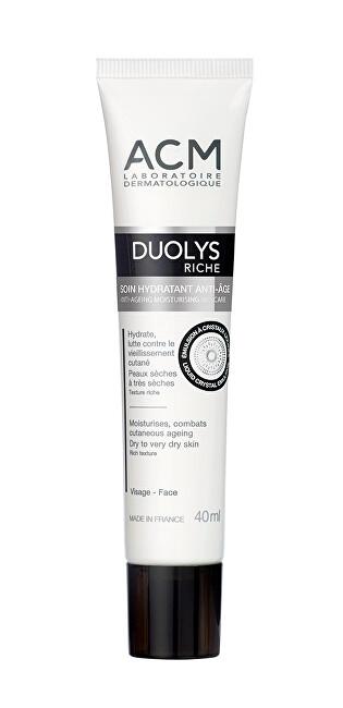 ACM Hydratačný krém proti starnutiu pleti Duolys Richa ( Anti-Ageing Moisturising Skincare) 40 ml