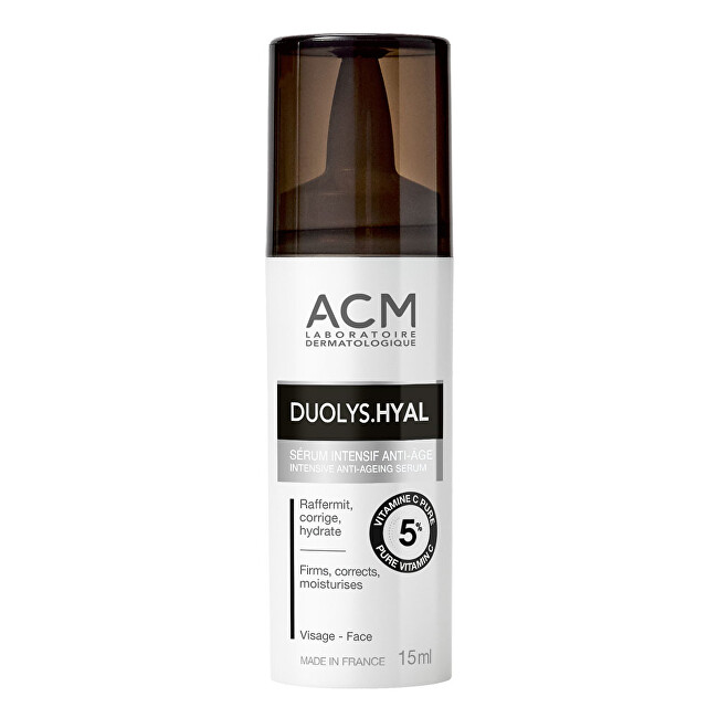 ACM Intenzívne sérum proti starnutiu pleti Duolys Hyal (Intensive Anti-Ageing Serum) 15 ml