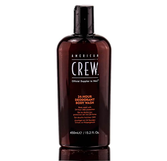 American Crew Antibakteriální sprchový gel 3v1 24H (Fresh Body Wash) 450 ml