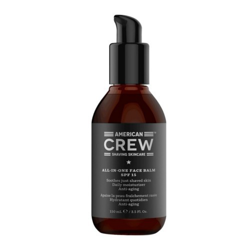 American Crew Hydratační balzám na obličej SPF 15 (All-In-One Face Balm) 170 ml