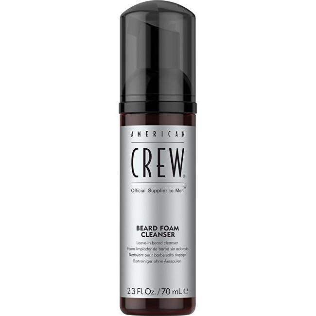 American Crew Čisticí bezoplachová pěna na vousy (Beard Foam Cleanser) 70 ml