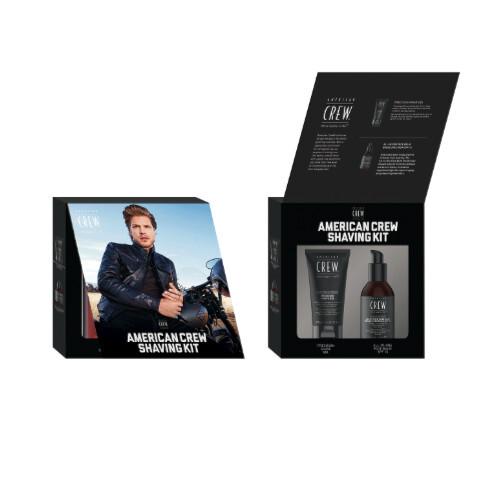 American Crew Kosmetická sada pleťové péče pro muže Shaving Kit