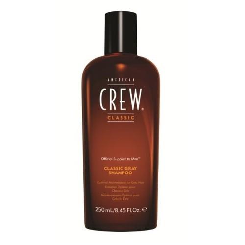 American Crew Șampon pentru păr sur pentru bărbați (Gray Shampoo) 250 ml