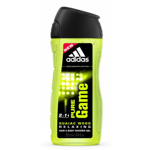 Adidas Sprchový gel pro muže Pure Game (Shower Gel) 250 ml