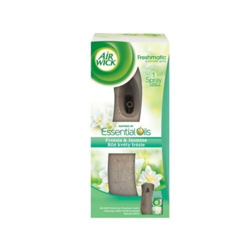 Air Wick Automatický osvěžovač vzduchu Bílé květy frézie 250 ml