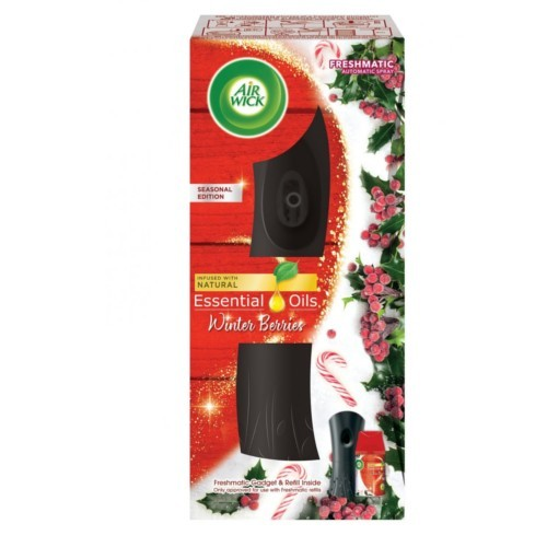 Air Wick Automatický osvěžovač vzduchu s náplní Zimní bobule 250 ml