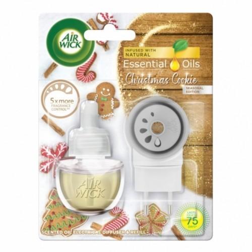 Air Wick Elektrický osvěžovač vzduchu Vánoční cukroví 19 ml