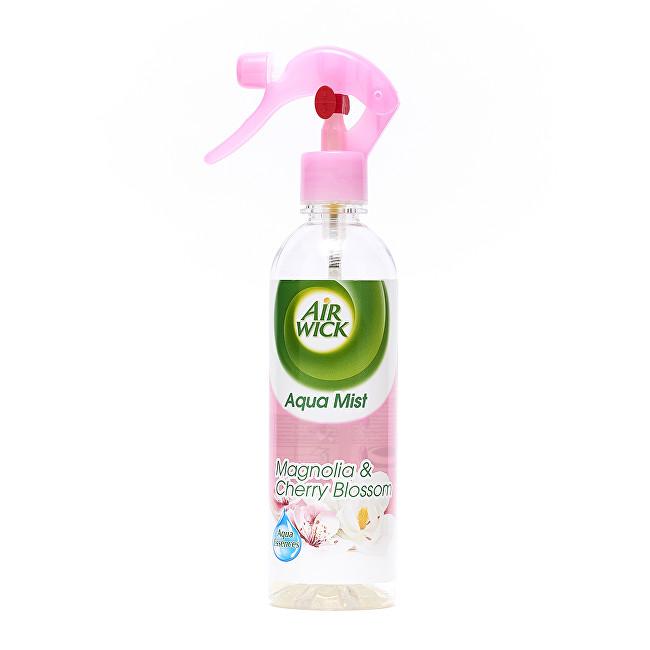 Air Wick Osvěžovač vzduchu Aqua Mist Magnólie a třešeň 345 ml