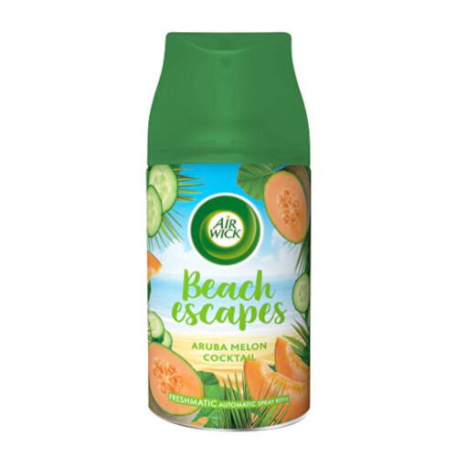 Air Wick Osvěžovač vzduchu Melounový koktejl (Beach Escapes Aruba) 250 ml - náplň