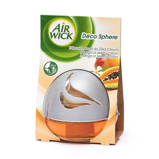 Air Wick Osvěžovač vzduchu Decosphere Mango a zelený citrón 75 ml
