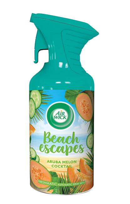 Air Wick Osvěžovač vzduchu Melounový koktejl (Beach Escapes Aruba) 250 ml