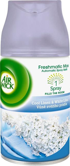 Air Wick Osvěžovač vzduchu Vůně svěžího prádla 250 ml - náplň
