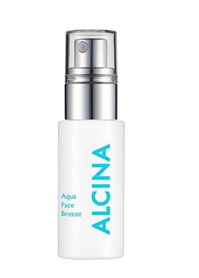 Alcina Osvěžující fixátor makeupu Aqua Face Breeze 30 ml