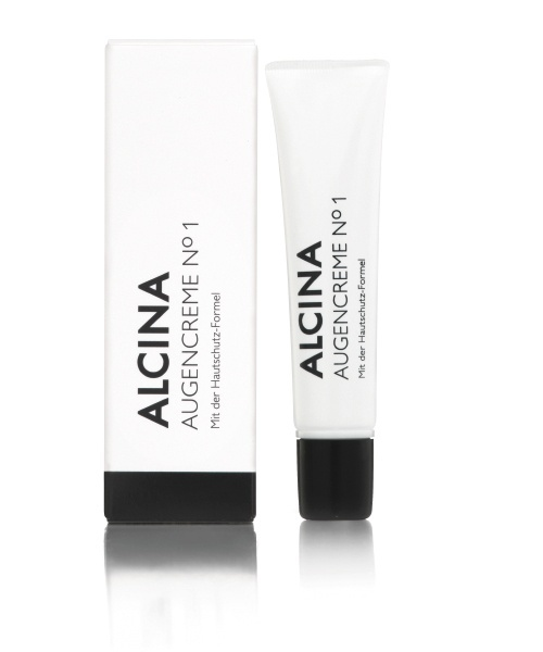 Alcina Krém na oči proti vráskám No.1 (Eye Cream No.1) 15 ml