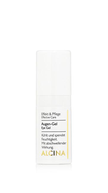 Alcina Oční gel proti otokům (Eye Gel) 15 ml