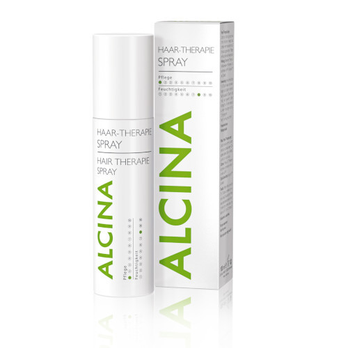 Alcina Bezoplachový sprej pro jemné vlasy Haar Therapie (Hair Therapy Spray) 100 ml