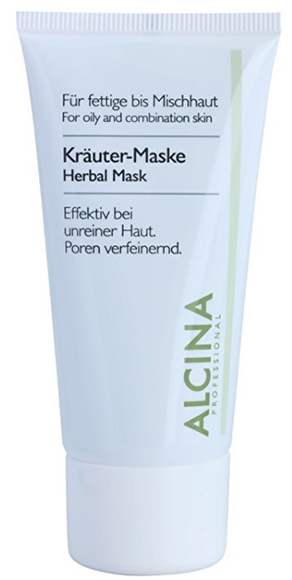 Alcina Bylinná pleťová maska (Herbal Mask) 50 ml