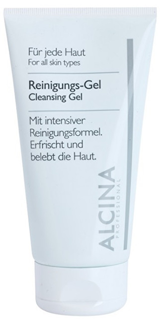Alcina Čisticí gel s aloe vera a zinkem (Cleansing Gel) 150 ml