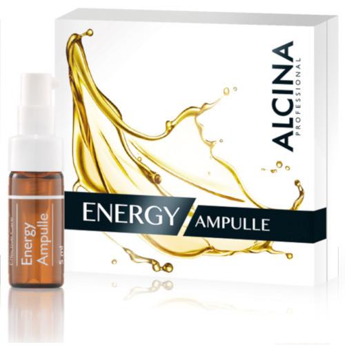 Alcina Energizující péče s koenzymem Q10 (Energy Ampulle) 5 ml